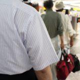 とあるドンムアン空港の出国審査 もう僕のこと弄ぶのはヤメて下さい!