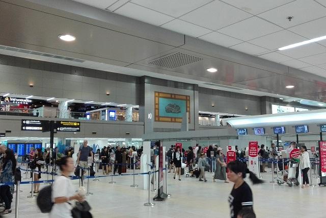 ドンムアン 空港