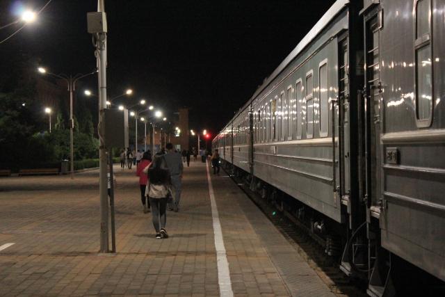 チャイナ鉄道
