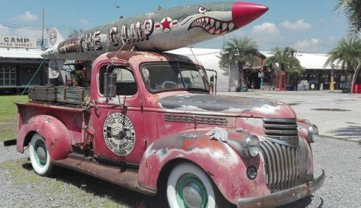 週末のバンコクは骨董市場で掘出し物を!The Camp Vintage Flea Market