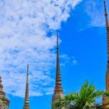 タイのお寺の歩き方 タイ仏教の概要と、建築物の役割やお寺の種類とか