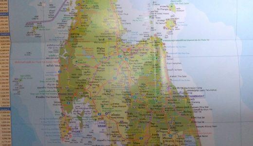 中国の野望の最先端かも?タイ南部のクラ地峡を運河にしたい目的とは?