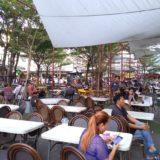 W ディストリクト タイ料理以外はダメという法はない。バンコクだもの